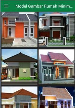 Model Gambar Rumah Minimalis screenshot 1