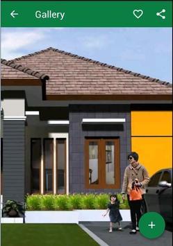 Model Gambar Rumah Minimalis screenshot 2