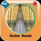 Gorden Minimalis Untuk Jendela icon
