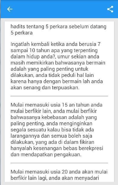 Kultum Singkat Pendek For Android Apk Download