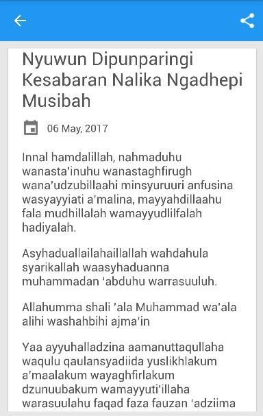 Khutbah Jumat Bahasa Jawa For Android Apk Download