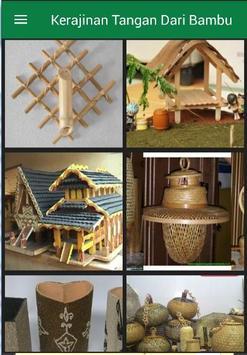 Kerajinan Tangan Dari Bambu screenshot 1