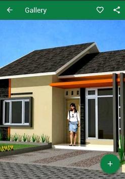 Desain Model Rumah Tinggal screenshot 3