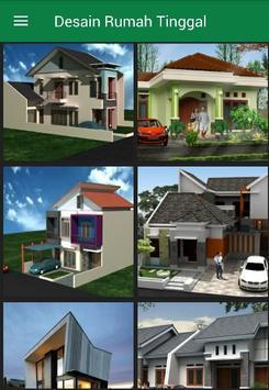 Desain Model Rumah Tinggal screenshot 1