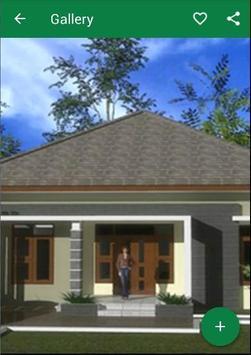 Desain Model Rumah Tinggal screenshot 2