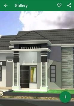 Desain Model Rumah Tinggal screenshot 4