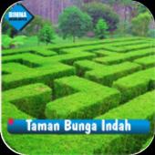 Gambar Taman Bunga Indah icon