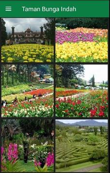 Gambar Taman Bunga Indah screenshot 1