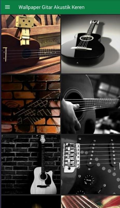 Wallpaper Gitar Akustik Keren For Android Apk Download