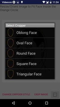 OvalCropper apk screenshot