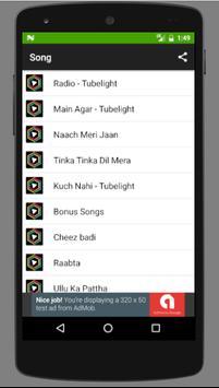 Songs TUBELIGHT - Salman Khan poster