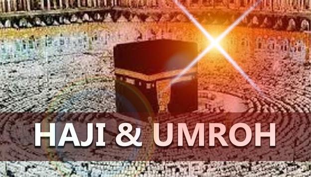 Bimbingan Haji & Umroh Lengkap poster