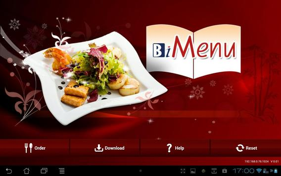 BMenu點餐系統 poster