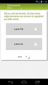 House alarm screenshot 1