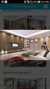 Exclusive Interior Decoration screenshot 1