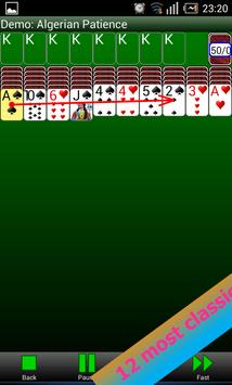 Solitaire FreeCell poster