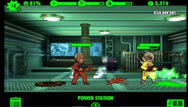 Guide Fallout Shelter Game apk screenshot