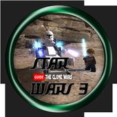 Guide LEGO Star Wars III icon