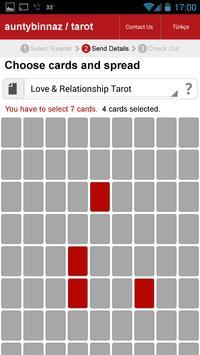 AuntyBinnaz Tarot Card Reading 截圖 3