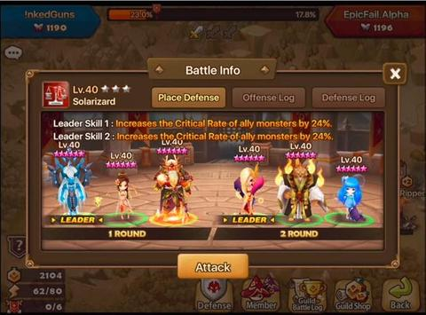Guide for Summoners War - Tips and Strategy screenshot 4