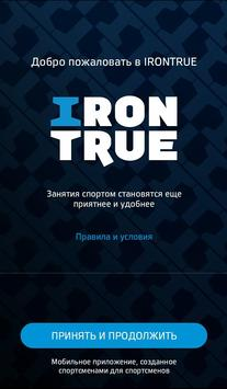 IRONTRUE poster