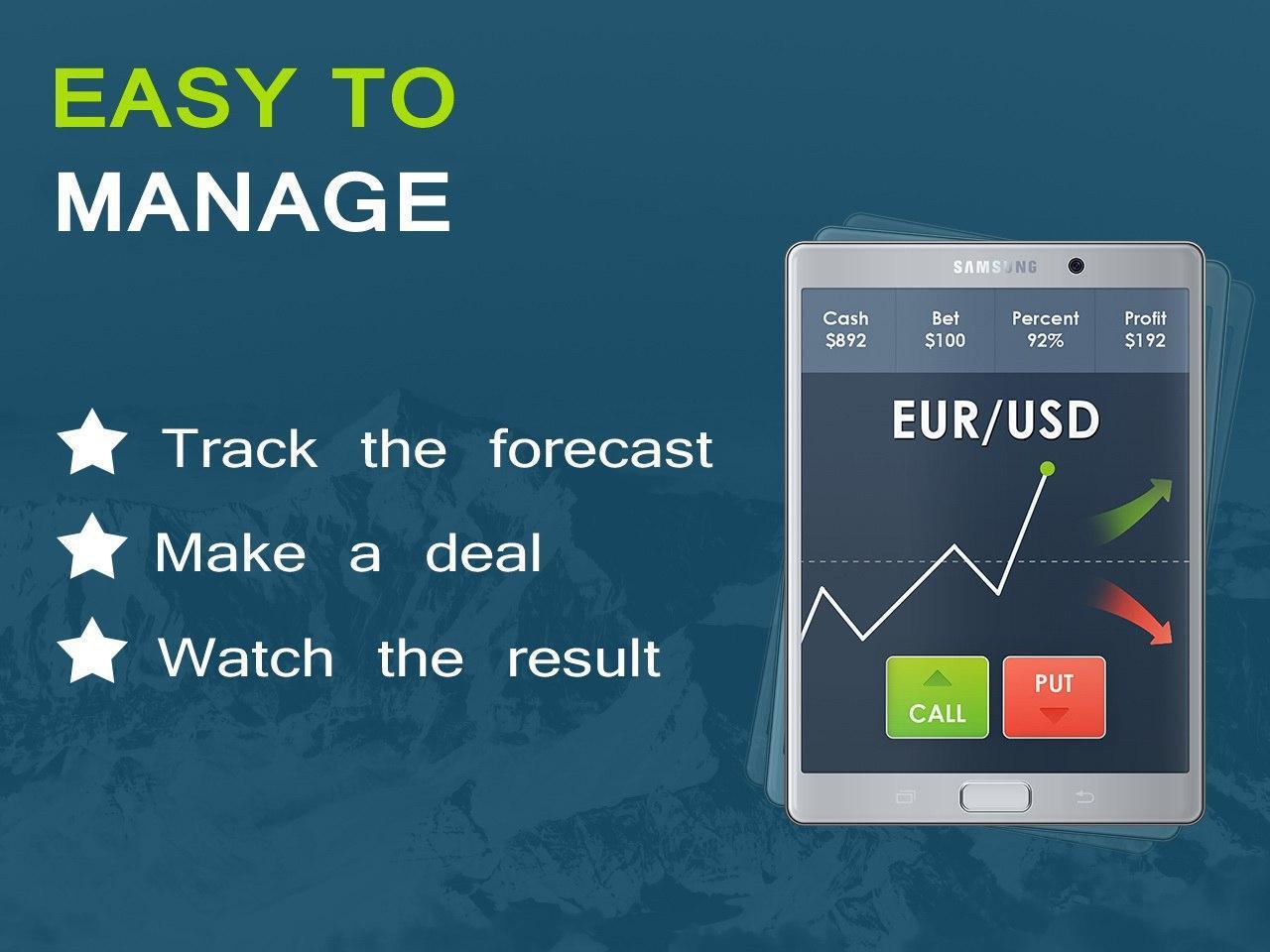 Free binary options simulator software single manning ladbrokes betting