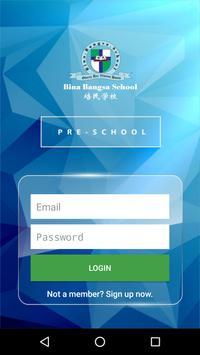 BBS Preschool Apps poster