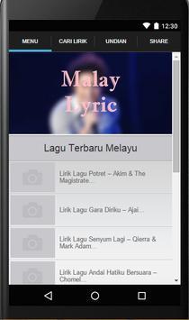Lirik Lagu screenshot 5