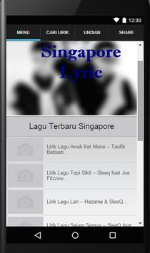 Lirik Lagu screenshot 6