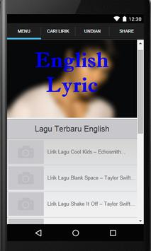 Lirik Lagu screenshot 2