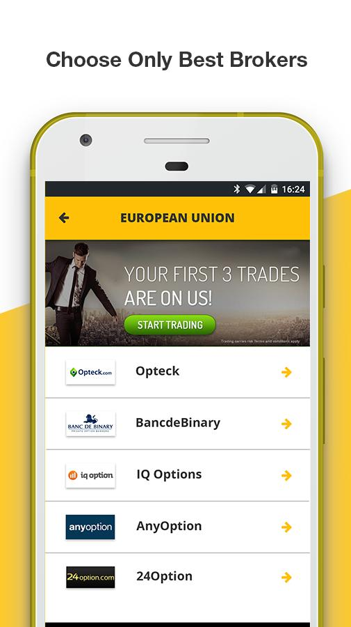 Binary Options Trading for Android - APK Download