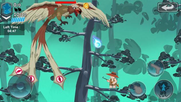 Bird Witch - shoot angry bird apk screenshot