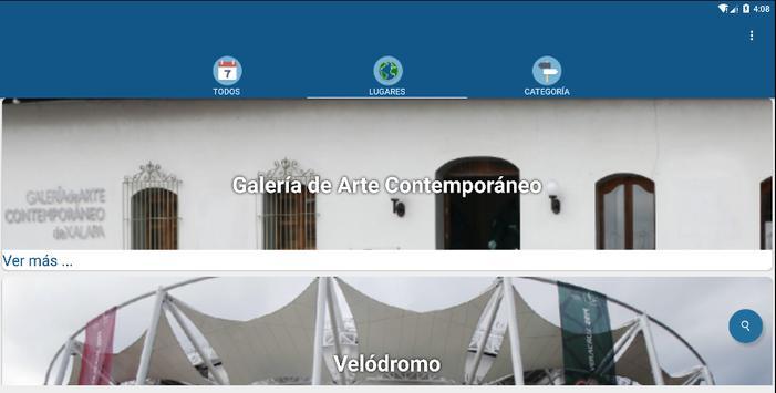 Cartelera Xalapa apk screenshot
