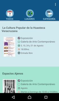 Cartelera Xalapa poster