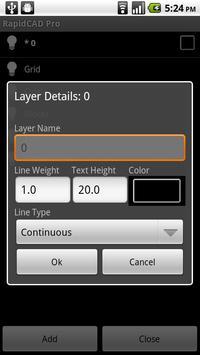 RapidCAD Pro Demo screenshot 4
