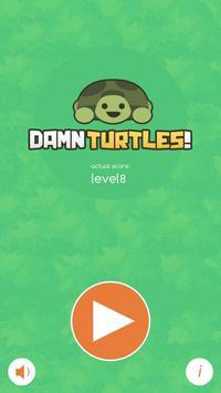 Damn Turtles! poster