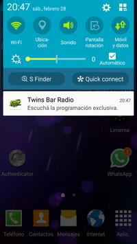 Twins Bar Radio screenshot 3
