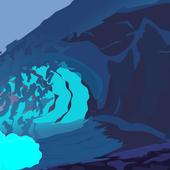 Endless Surfer Free icon