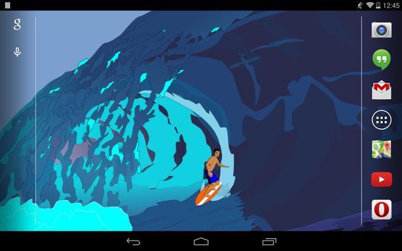 Endless Surfer Free apk screenshot