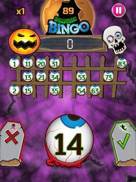 Halloween Bingo screenshot 7