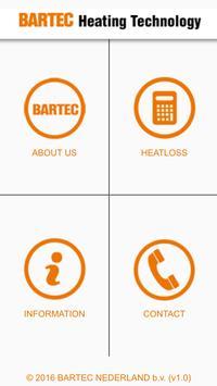 BARTEC HEATCALC poster