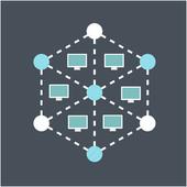 Data Communication icon