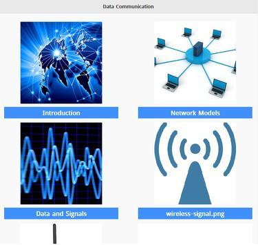 Data Communication poster