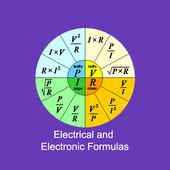Electrical & Electronic Formulas icon