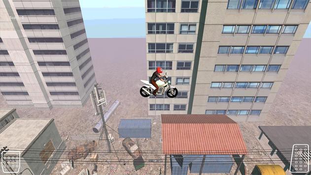 Motorbike Stuntman स्क्रीनशॉट 14