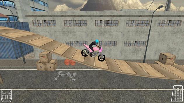 Motorbike Stuntman स्क्रीनशॉट 12