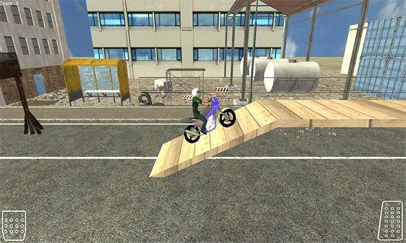 Motorbike Stuntman स्क्रीनशॉट 2