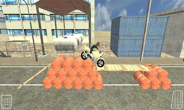 Motorbike Stuntman screenshot 3