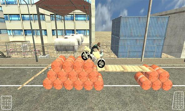 Motorbike Stuntman स्क्रीनशॉट 3