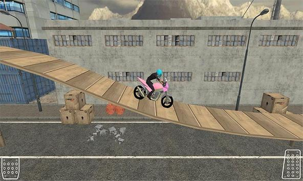 Motorbike Stuntman स्क्रीनशॉट 4